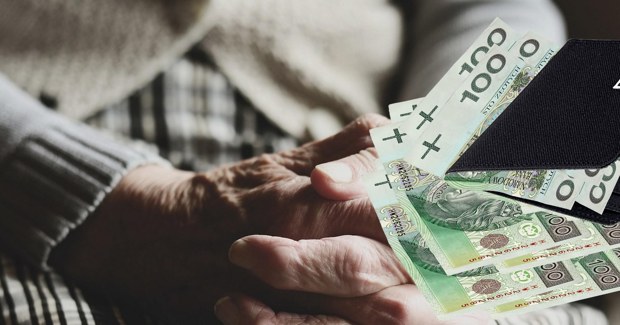 Od dziś emerytury i renty w górę