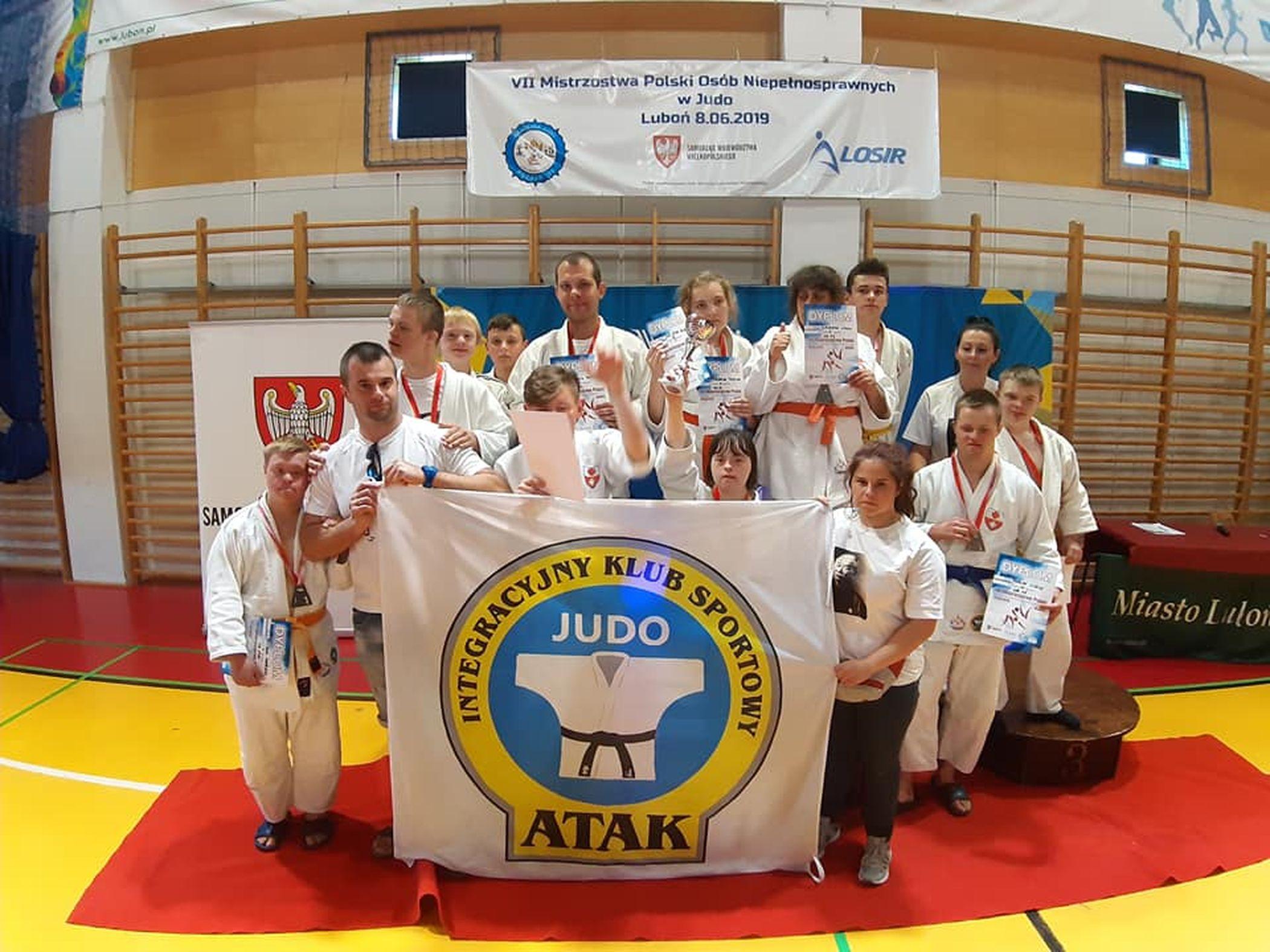 VII Mistrzostwa Polski w Judo