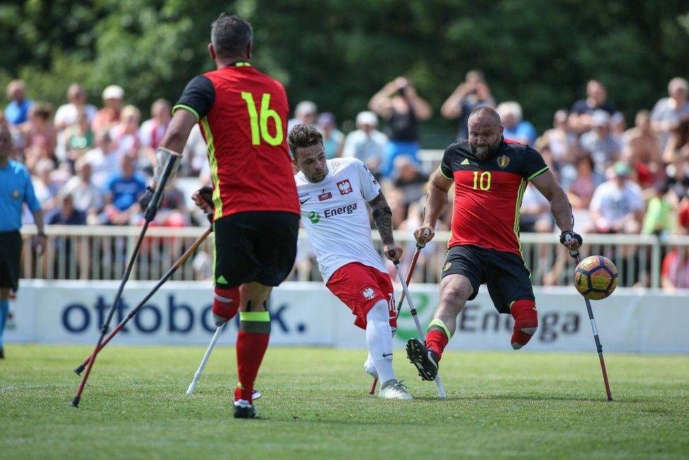 Wysokie wygrane Polaków z Belgią
