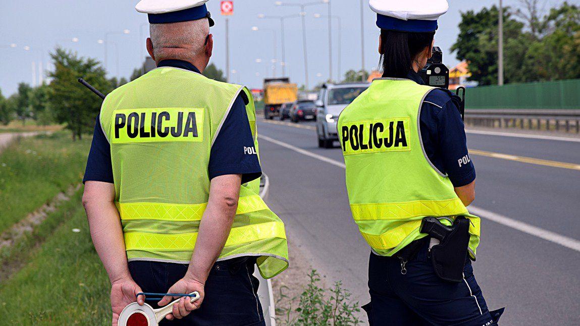 Od dziś nowe przepisy ws. kontroli drogowej