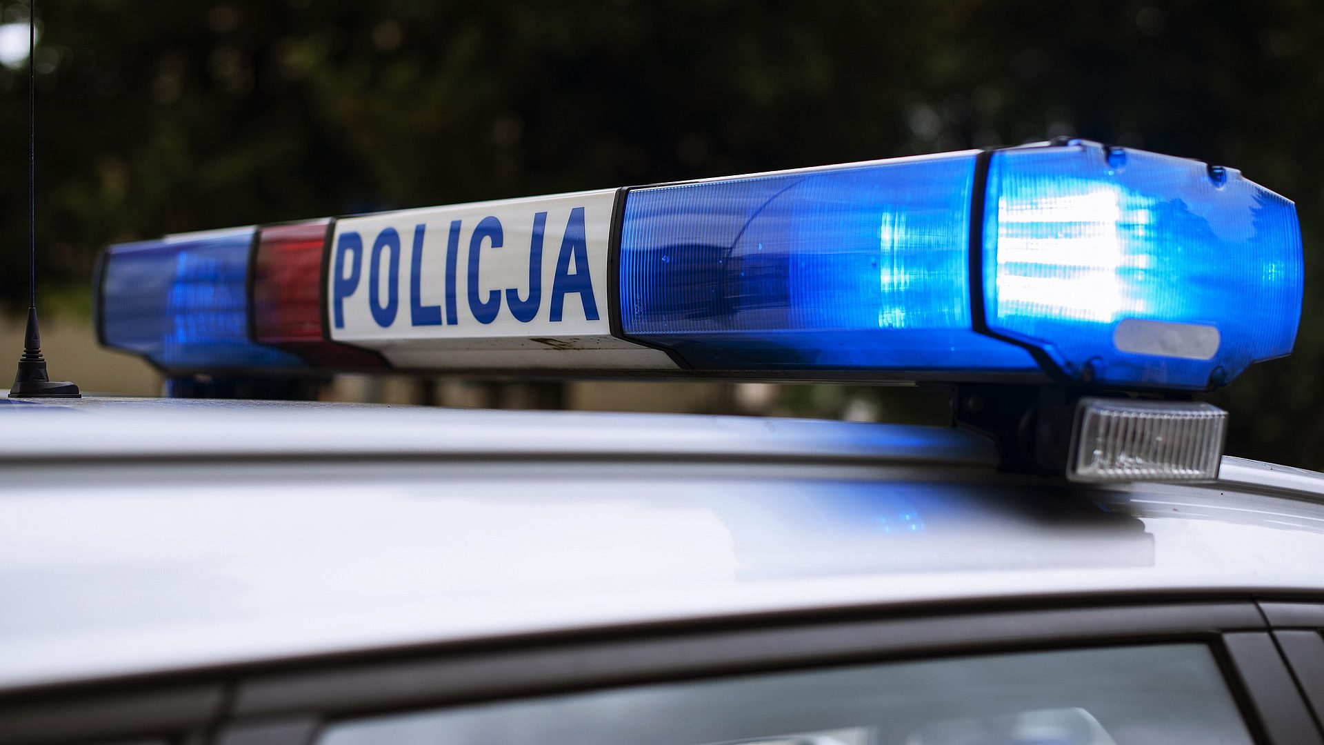 Jakie zagrożenia elblążanie zgłaszają na policję?