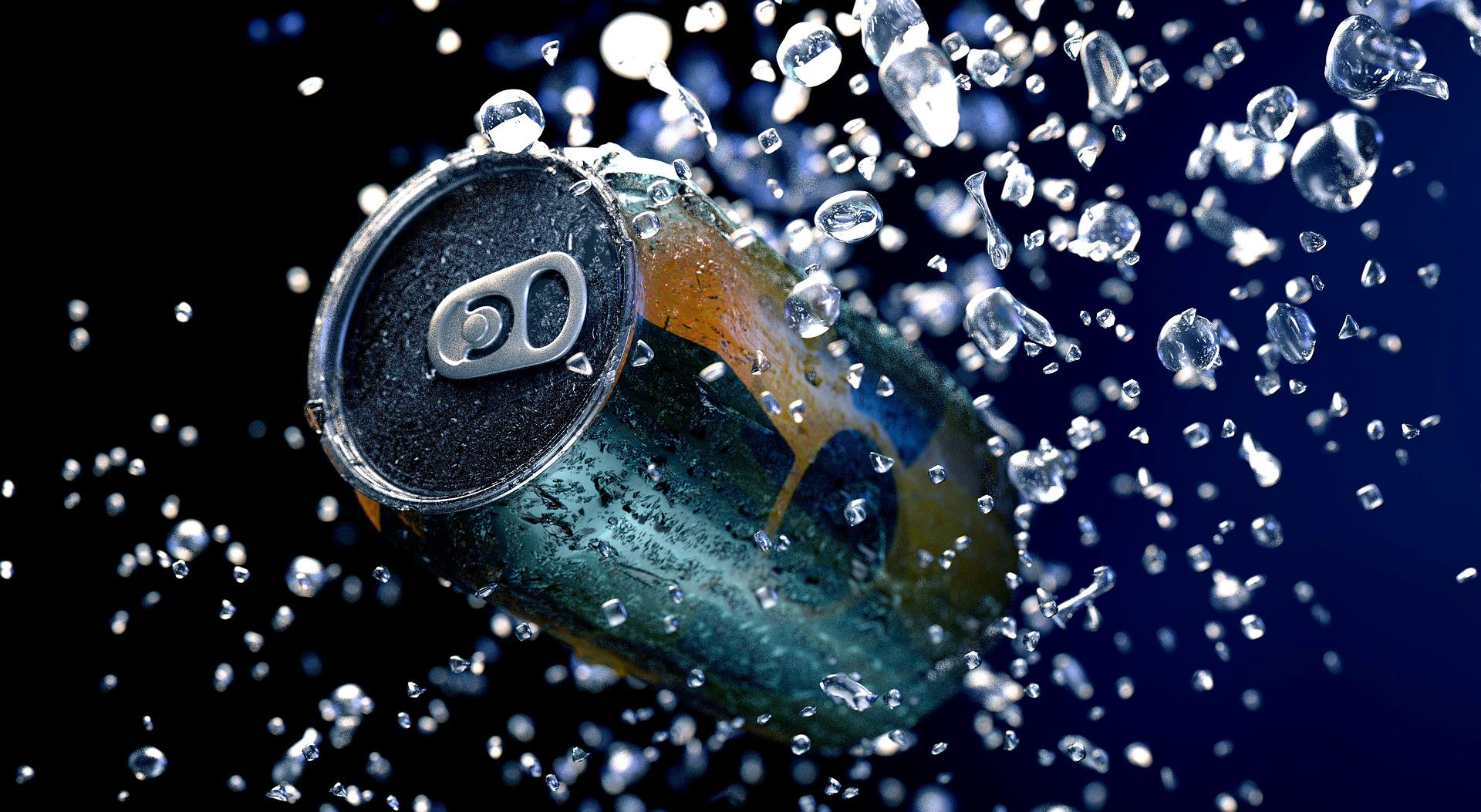 Co trzeci Polak sięga po napoje energetyzujące