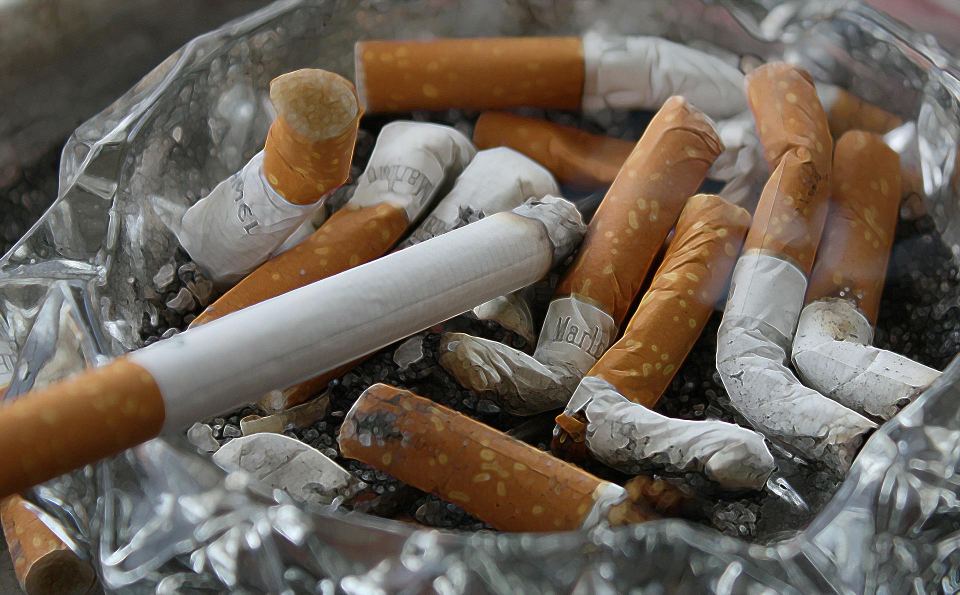PSSE przypomina o skutkach palenia papierosów i e-papierosów