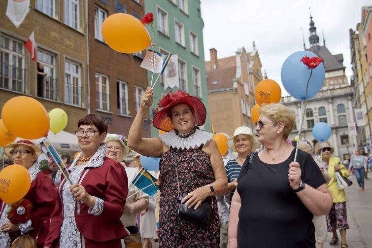 W sobotę II Gdańska Parada i Piknik Seniora