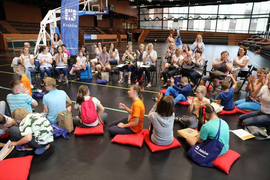 Lato w Krakowie dla dzieci z niepełnosprawnościami
