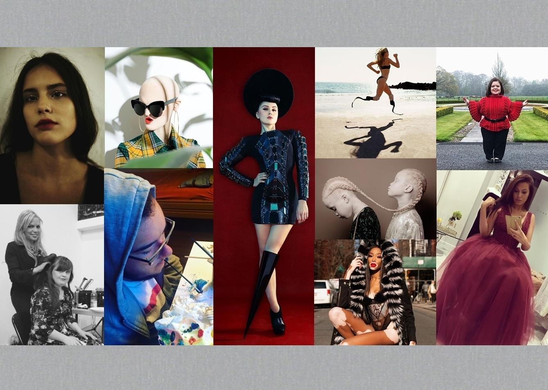 Aimee, Viktoria, Mara, czyli o niepełnosprawności w świecie mody