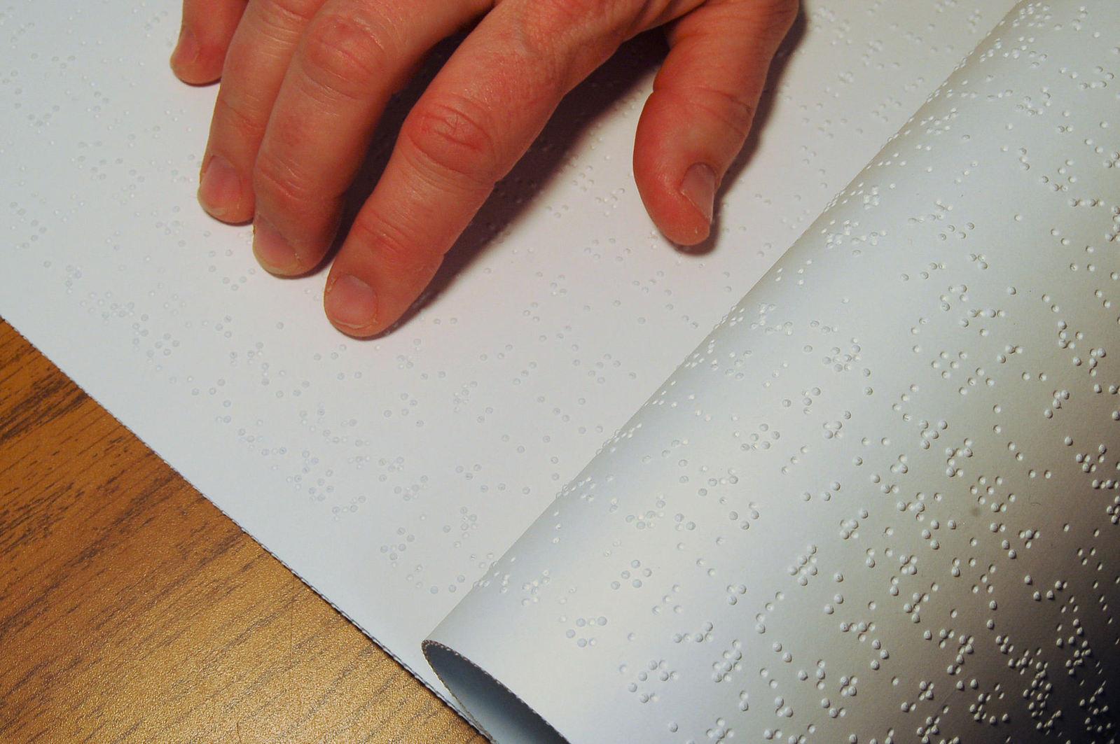Napisz Braille'm. Wygraj nagrody