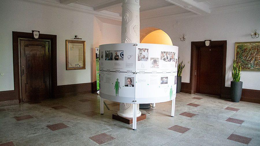 """Wyjątkowa wystawa. Solidarnie dla """"transplantacji"""""""