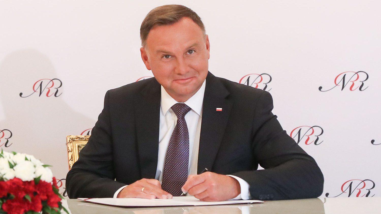 Prezydent podpisał ustawę o CUS