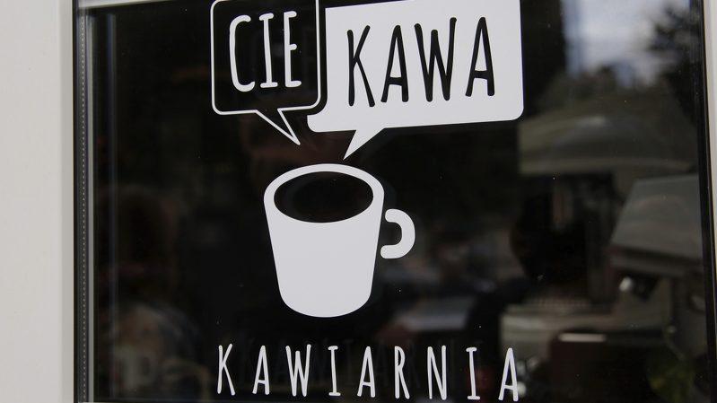 """Tysiące ciekawych w kawiarni """"cieKAWA"""""""