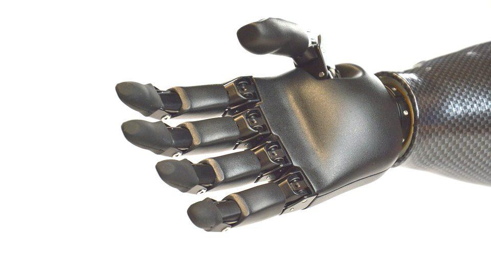 Bioniczna proteza z Politechniki Białostockiej
