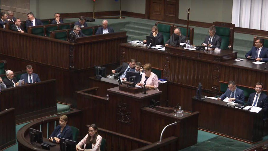 Sejm przegłosował ustawę o tzw. 500+ dla niepełnosprawnych