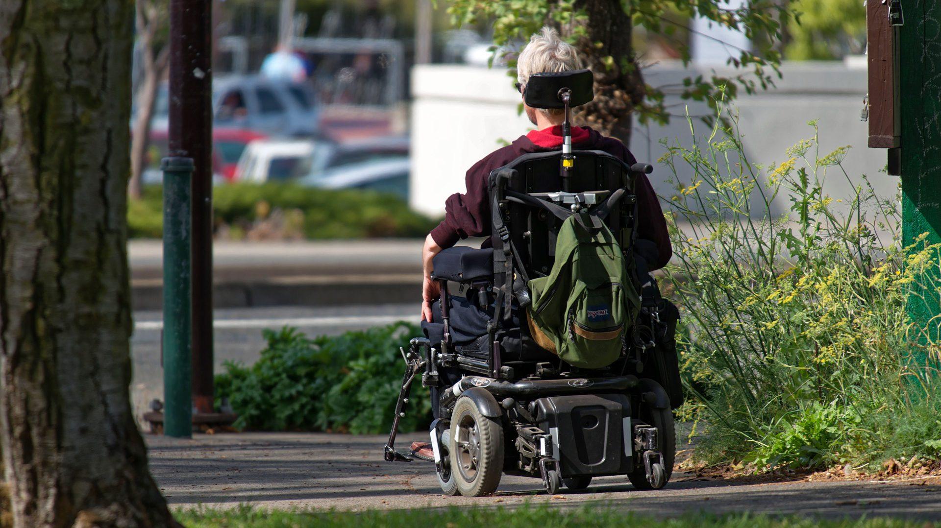 Wózki o napędzie elektrycznym z dofinansowaniem