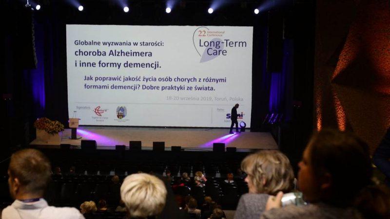 Toruń: Trwa 22. Konferencja Opieki Długoterminowej