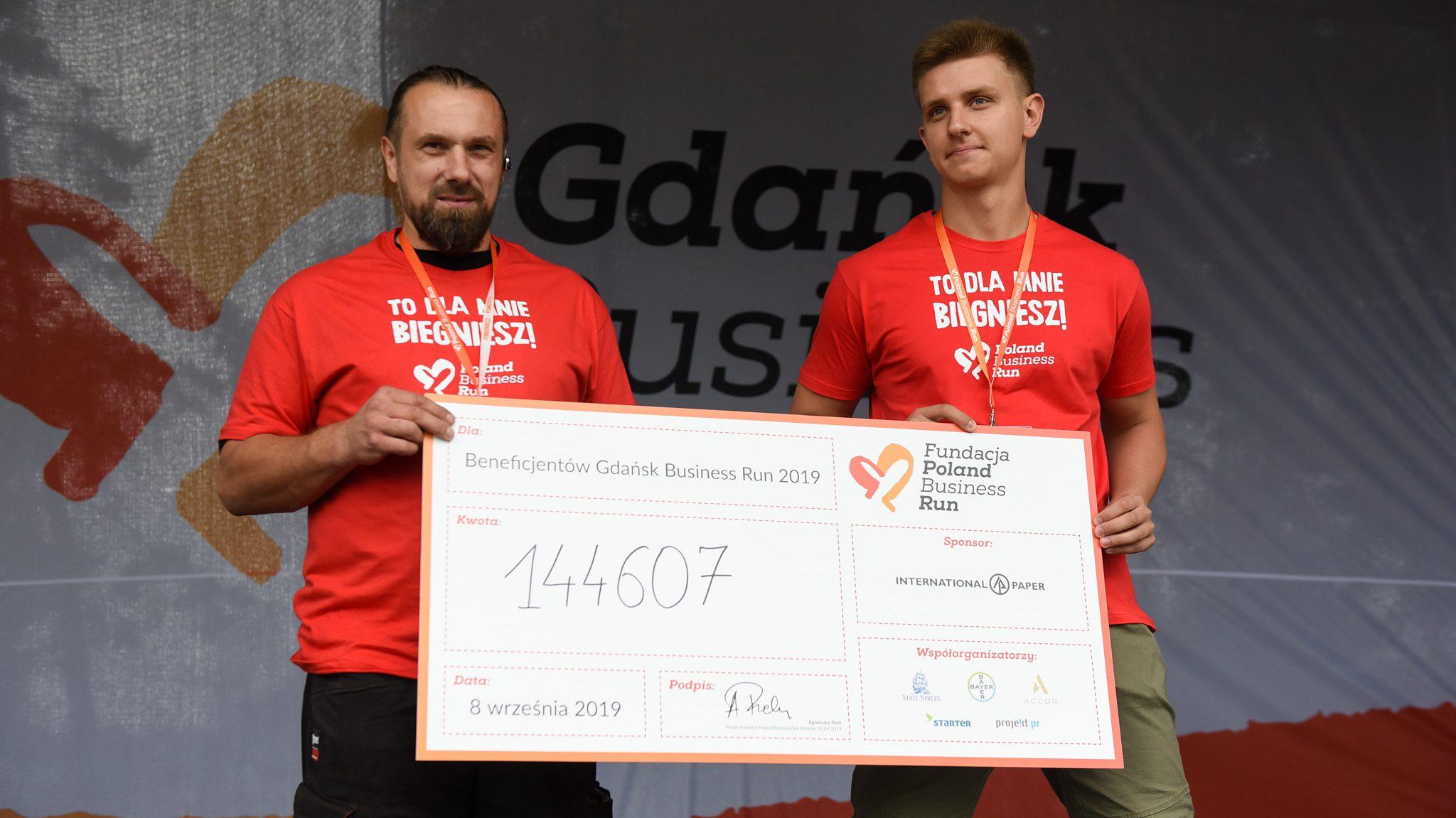 27,2 tys. biegaczy i co najmniej 60 beneficjentów