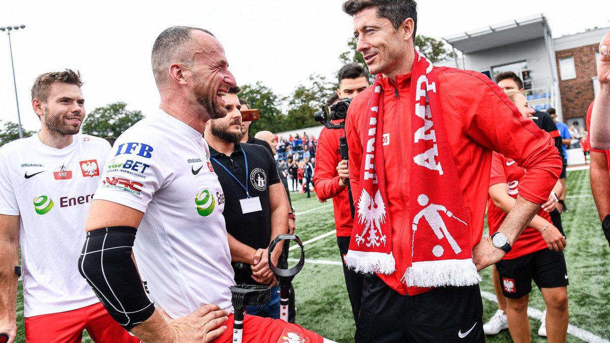 Polacy znów zwycięscy! Niesamowita atmosfera i historyczna wygrana w Amp Futbol Cup