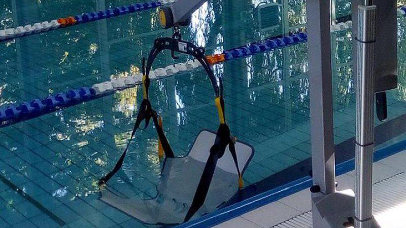 Sopot: Osoby niepełnosprawne na sopockim basenie mają łatwiej