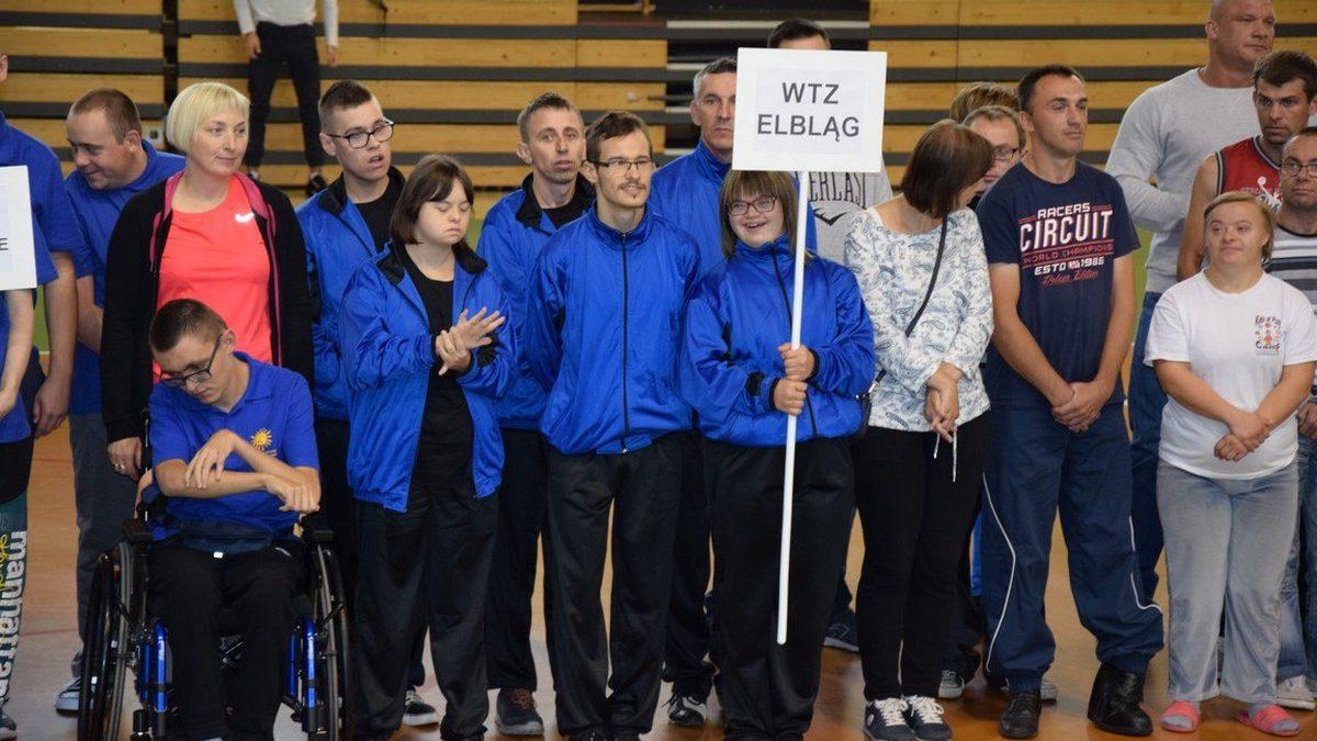 Paraolimpiada w Kętrzynie