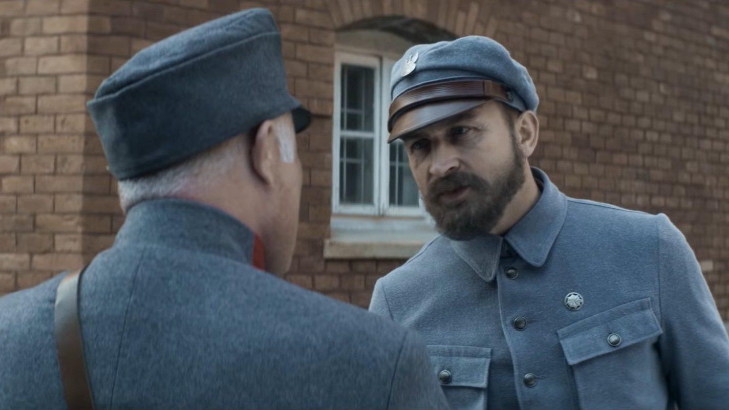 """""""Piłsudski"""" z napisami dla niesłyszących"""