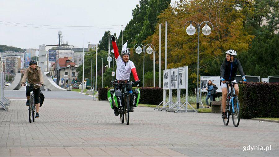 Gdynia: Ponad 3 tysiące kilometrów dla pomagania