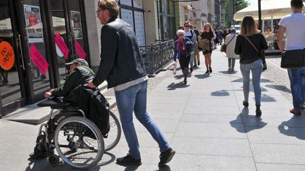 Toruń: Nabór do rady dla niepełnosprawnych