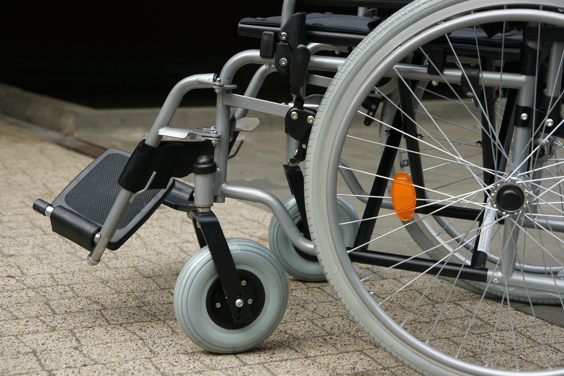 Wsparcie dla osób niepełnosprawnych poszkodowanych w wyniku żywiołu lub choroby zakaźnej