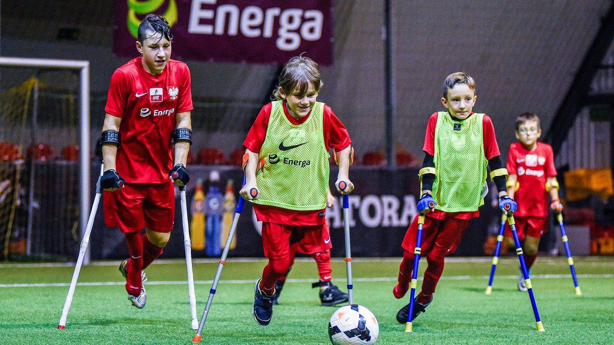 Dziecięcy Amp Futbol rośnie w siłę!