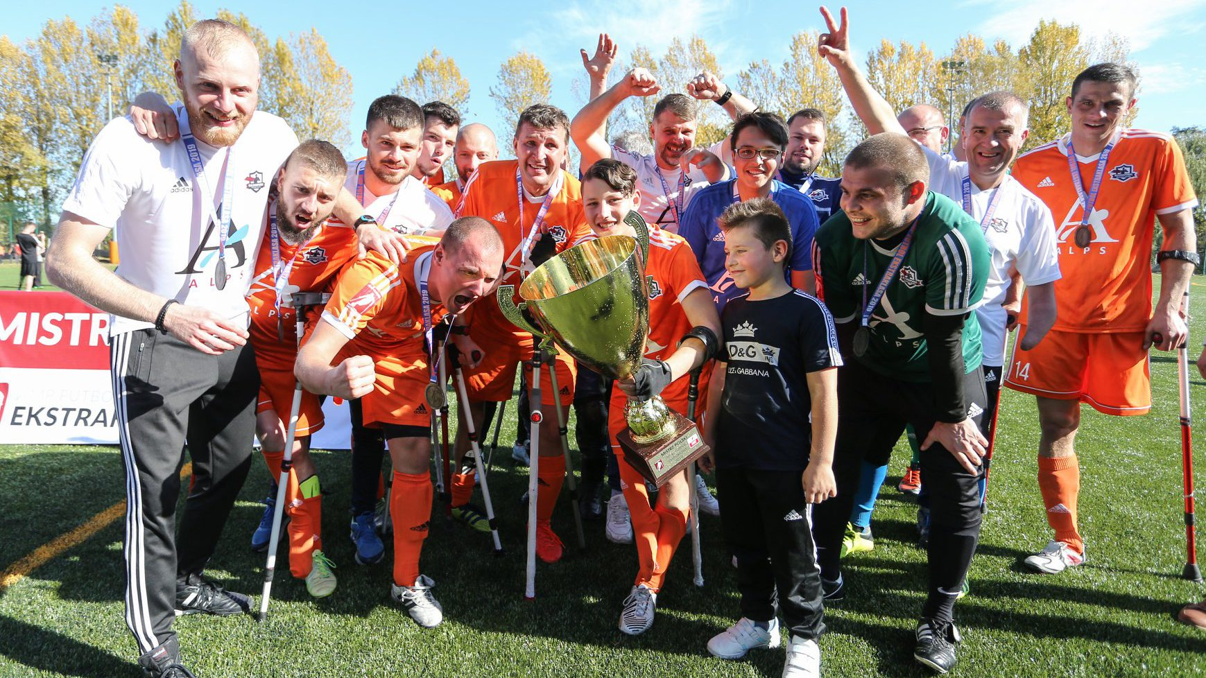 Za nami piąty sezon Amp Futbol Ekstraklasy