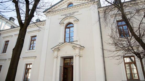 Warszawski Szpital dla Dzieci ma 150 lat