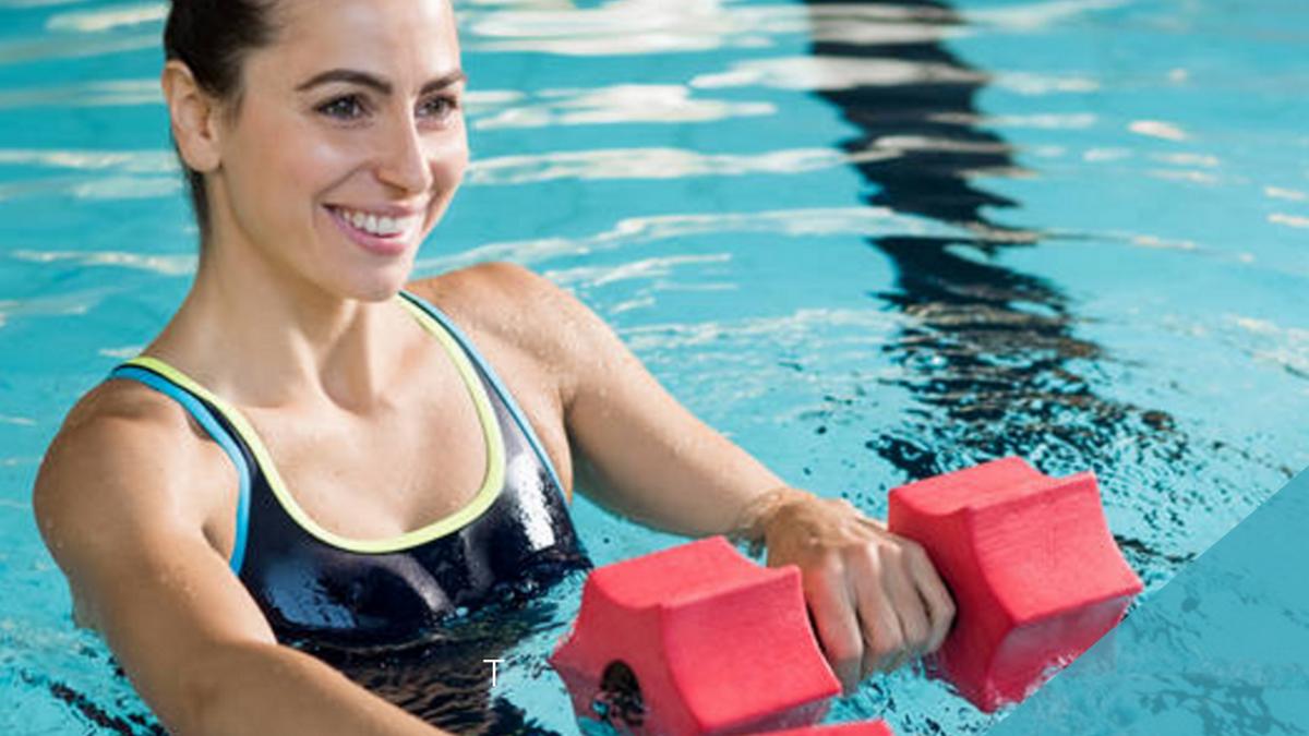 Zajęcia w wodzie, czyli Aqua Fitness