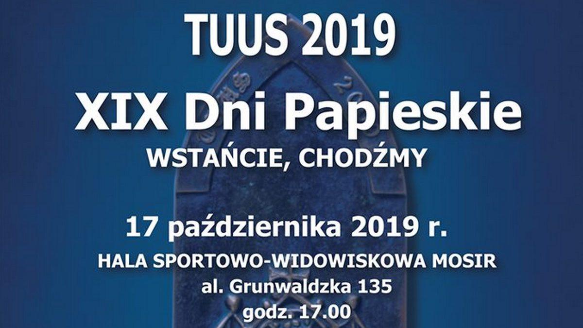 XIX Dni Papieskie