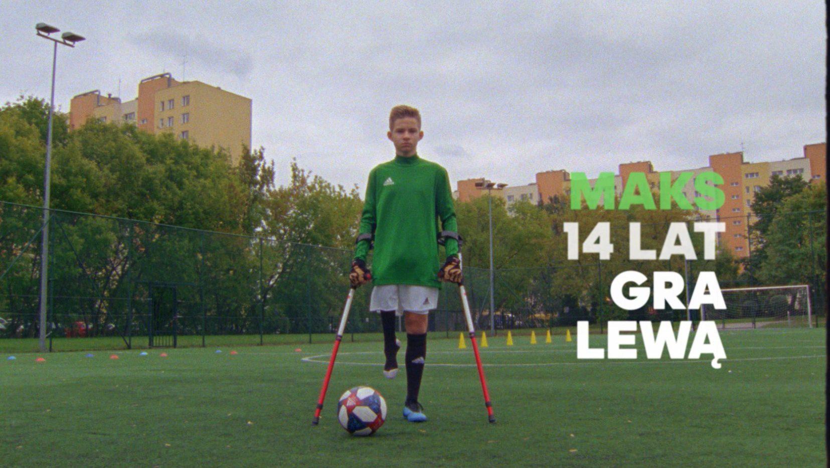 adidas we współpracy z Legią Warszawa powołuje Dziecięcą Sekcję Amp Futbolu