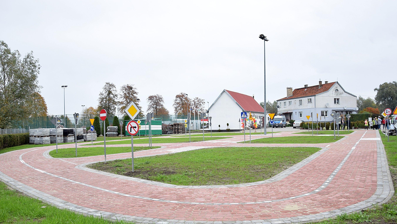 Otwarcie Miasteczka Ruchu Drogowego w Nowakowie