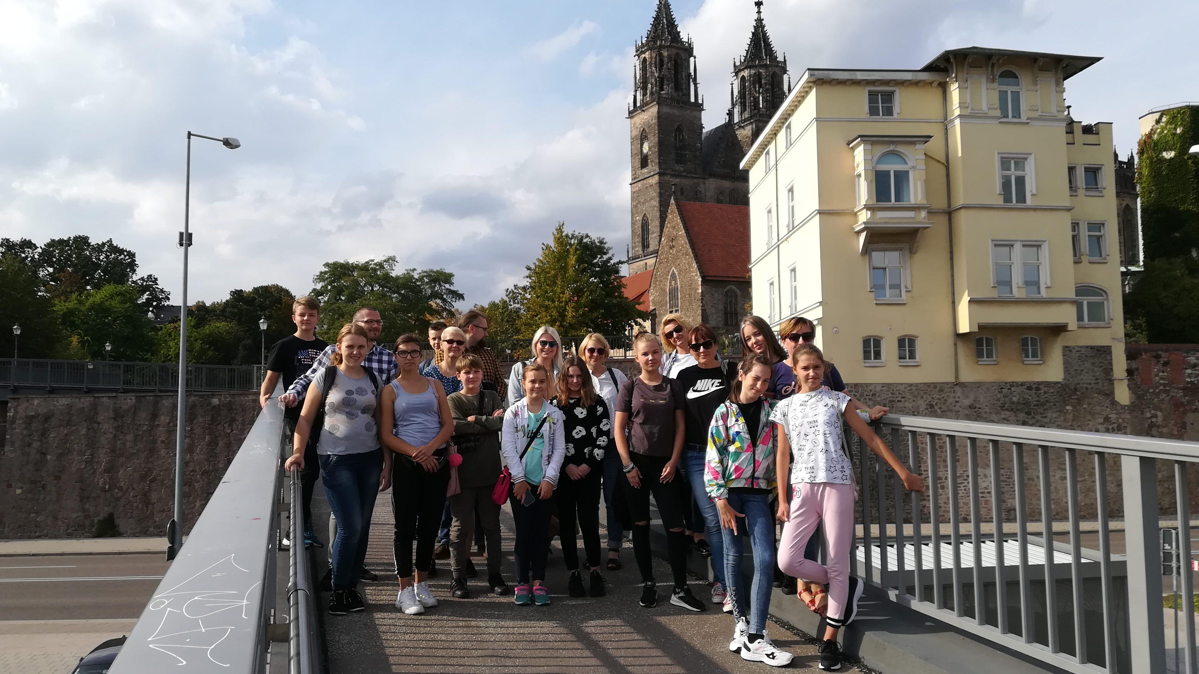 SOSW nr 2 w Elblągu na Zielonej Szkole Fundacji RECAL – 2019