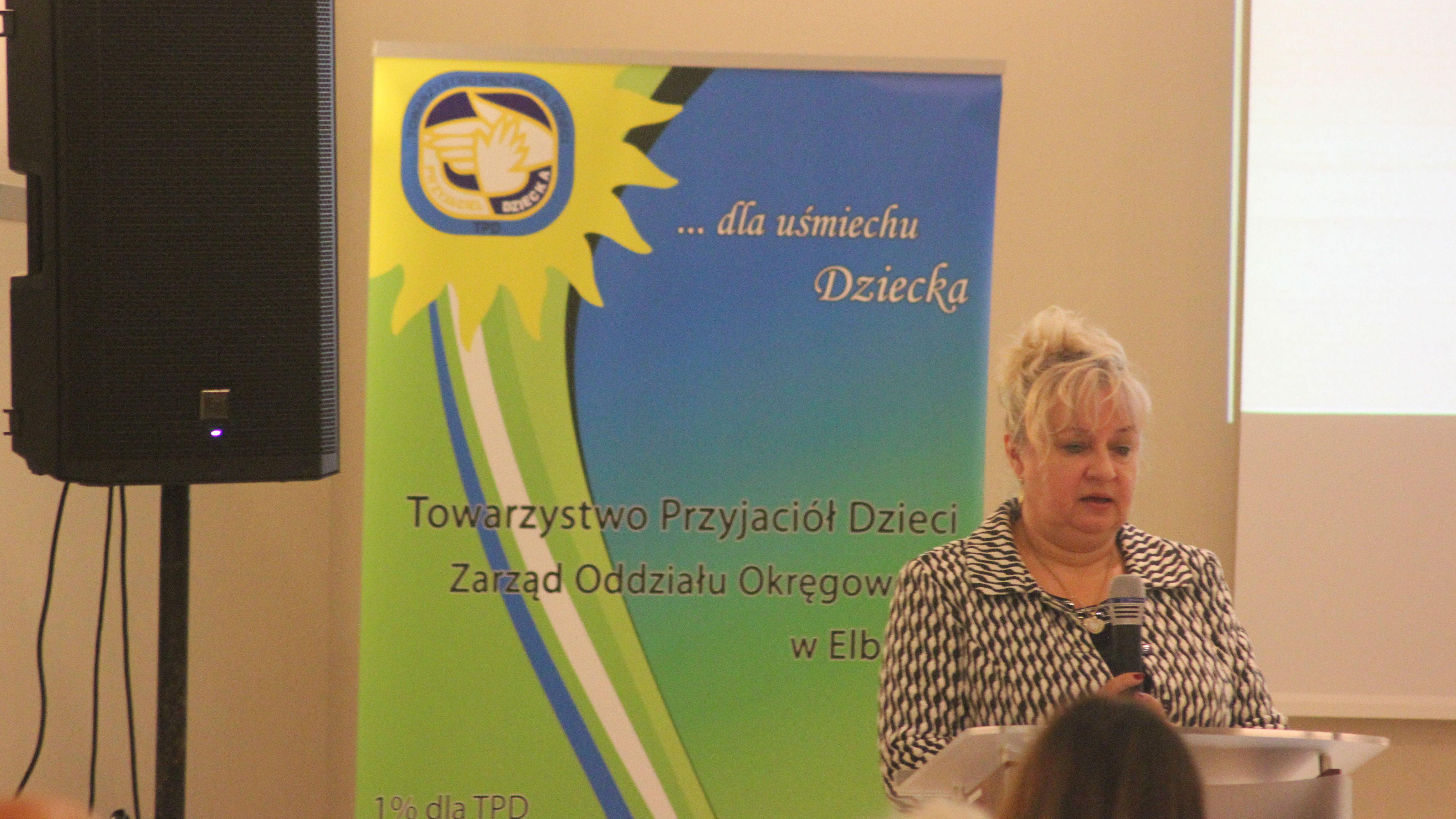 Jubileusz Towarzystwa Przyjaciół Dzieci w Elblągu