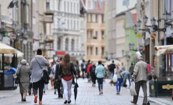 Toruń: Projekt dla kobiet