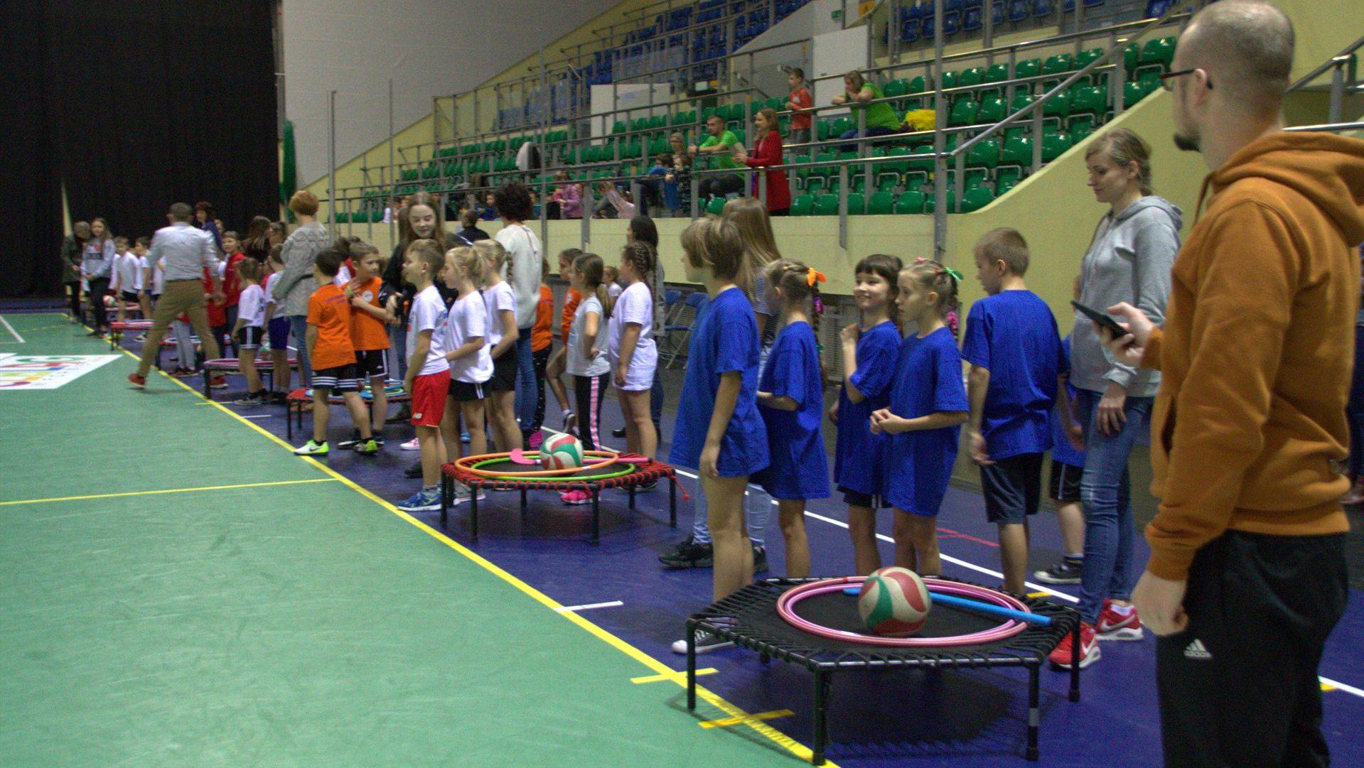 """""""Mrówa Cup"""", czyli integracja poprzez sport"""