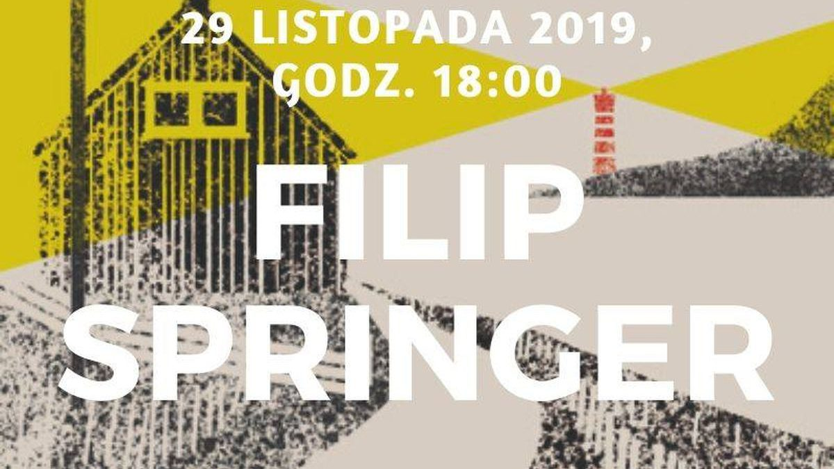 Spotkanie z Filipem Springerem