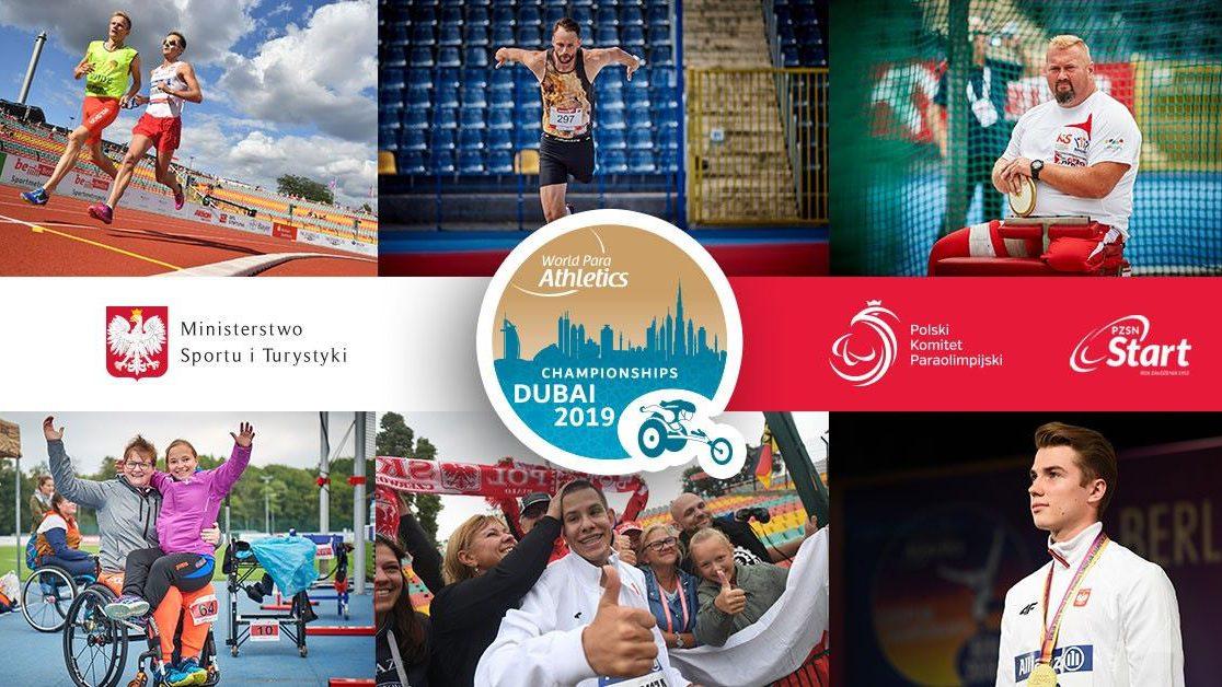 Dubaj 2019: Są pierwsze medale. W weekend kolejne starty Polaków