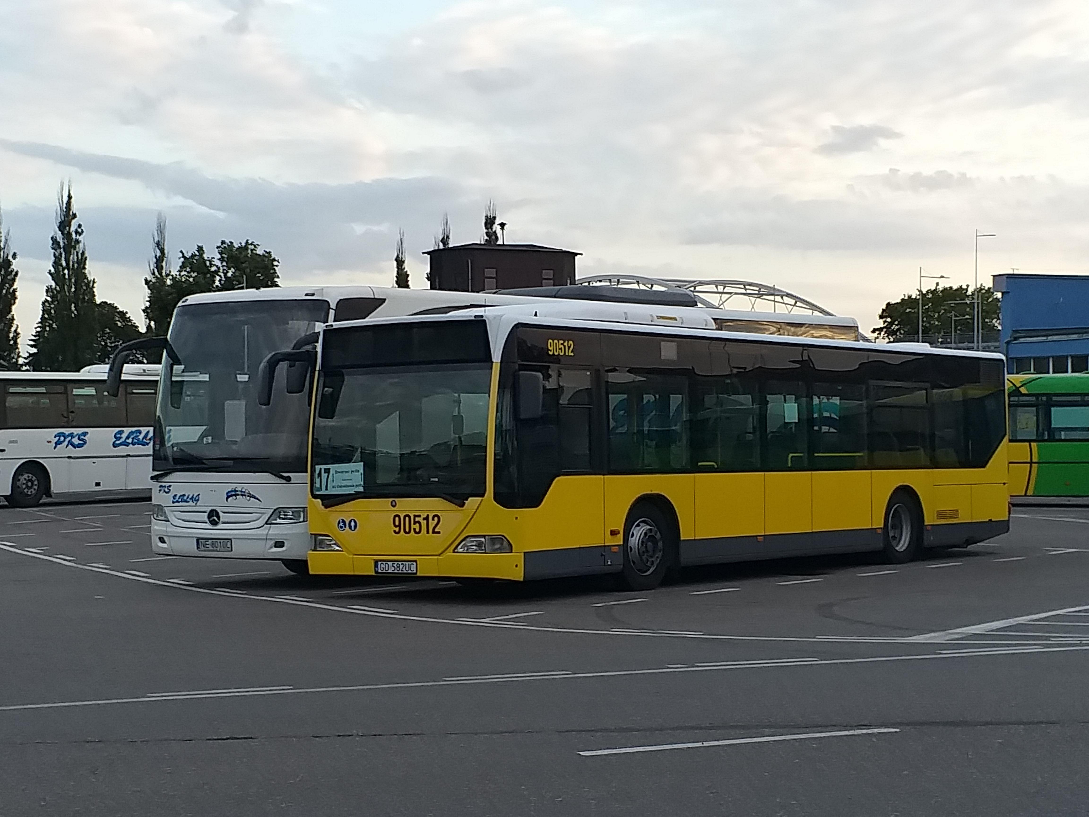 Zmiany w rozkładzie jazdy kilku autobusów