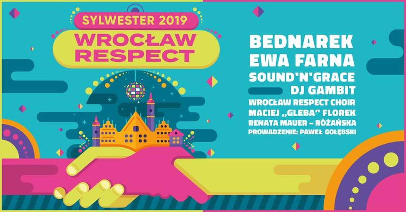 Wrocław: Wyjątkowy Sylwester bez barier