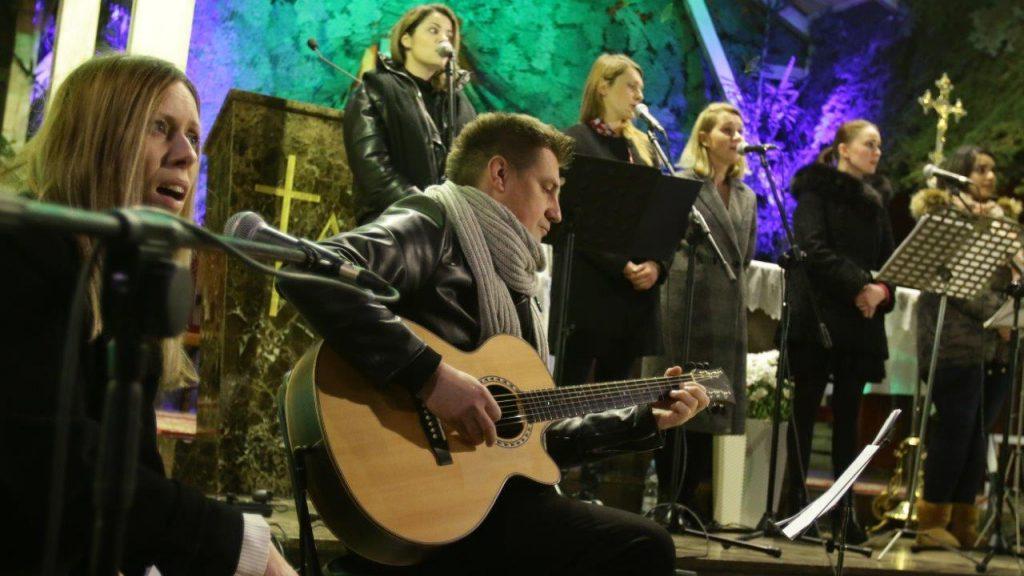 Toruń: Kolędy dla Fundacji Ducha