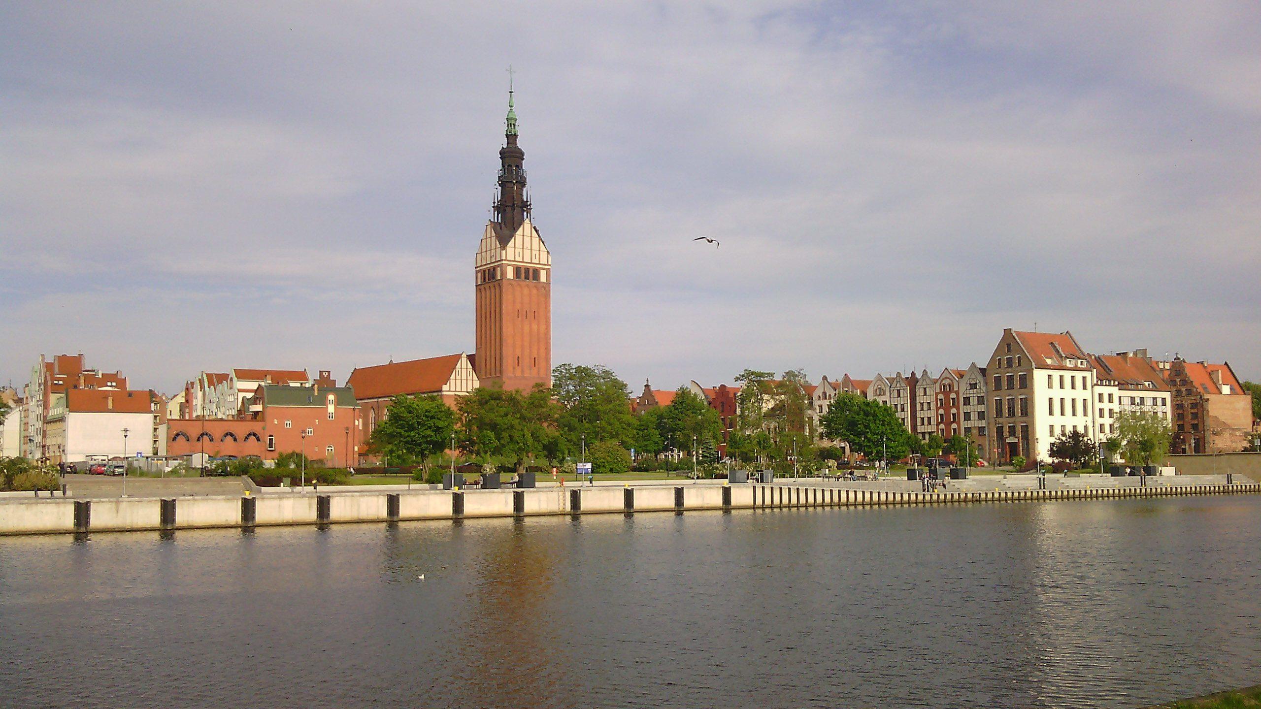 Katedra św. Mikołaja w Elblągu. Z kart historii