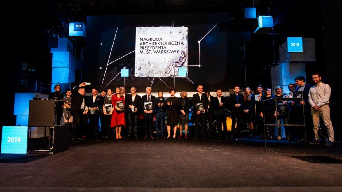Prezydent Warszawy nagrodził – także za dostępność