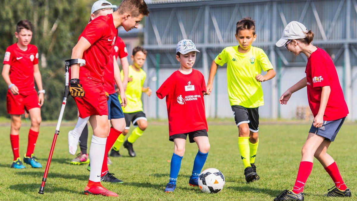 Czas na drugą edycję turnieju dziecięcego Amp Futbol Polska