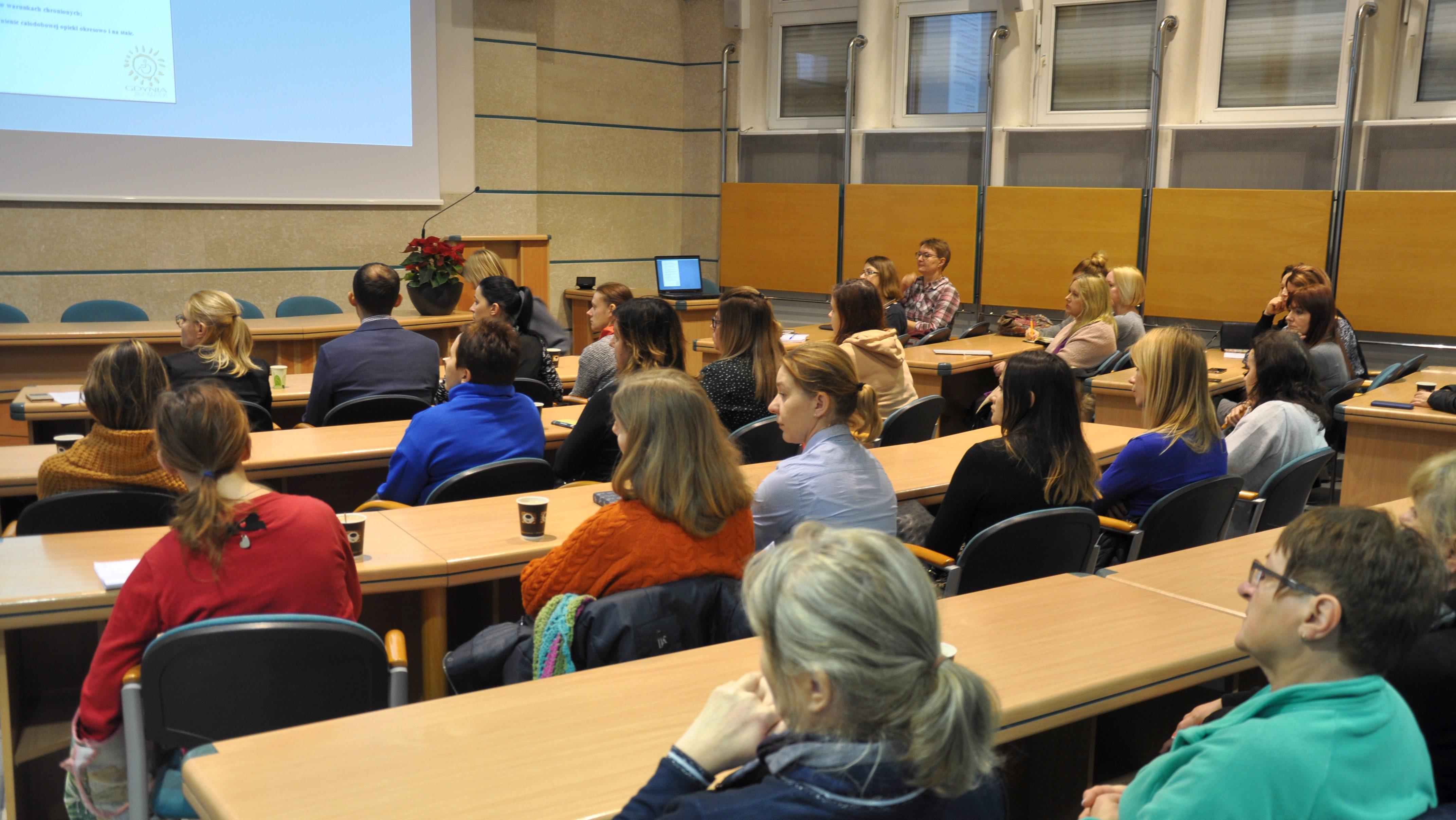 Gdynia: Spotkanie z rodzicami dzieci ze spektrum autyzmu