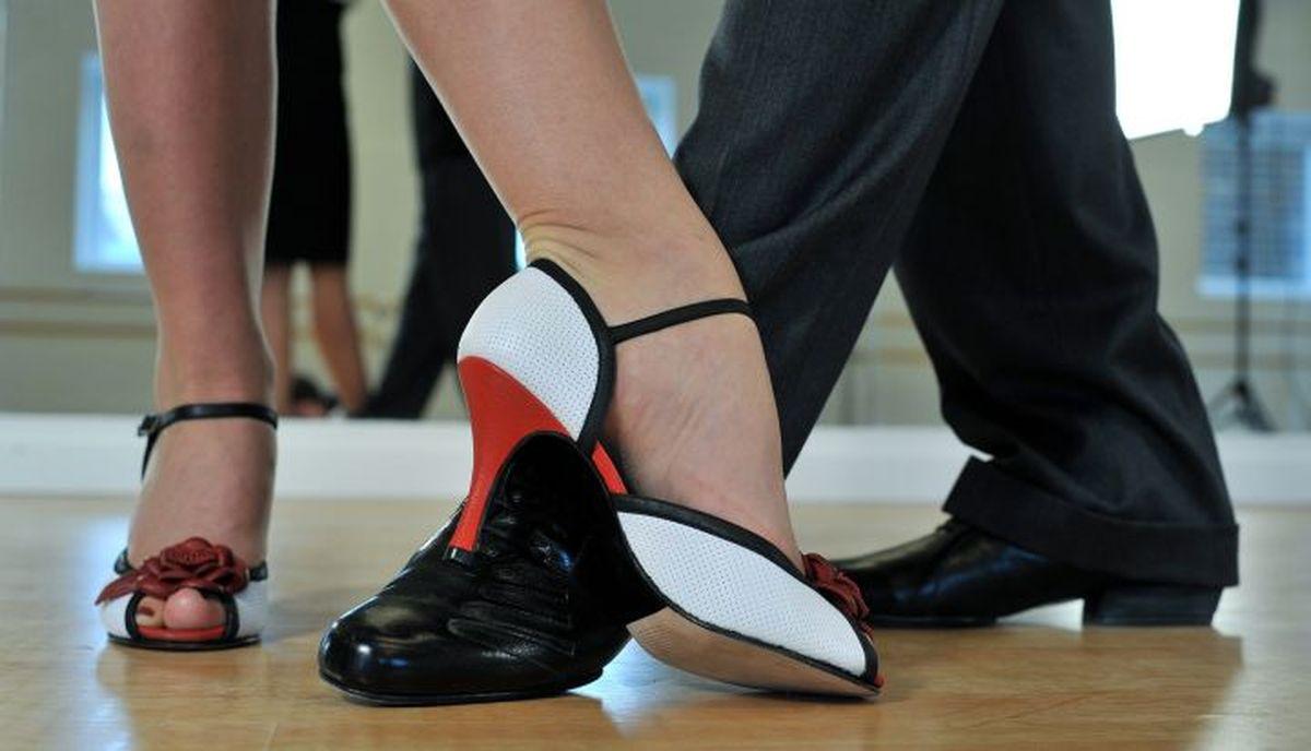 A od Nowego Roku uczę się tańca towarzyskiego