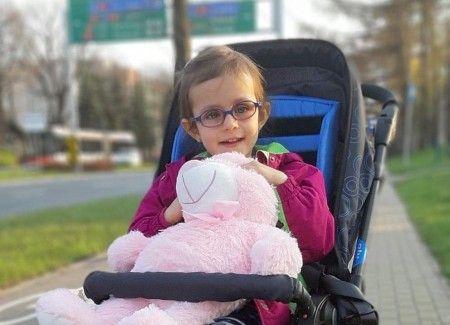 Rzeszowski Dom Kultury kolęduje dla niepełnosprawnej Darii