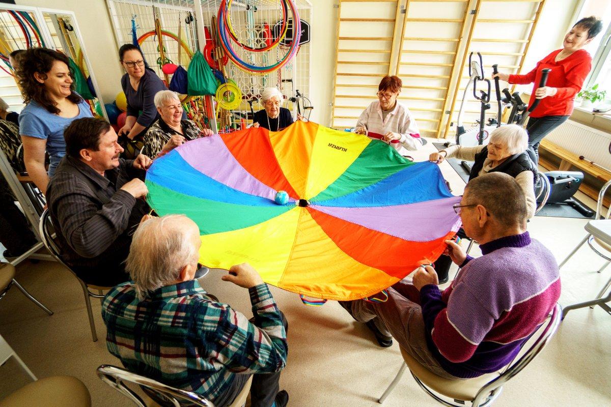Gdynia wspiera osoby z niepełnosprawnością