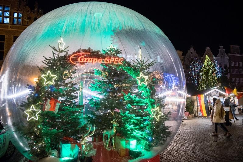 Gdańsk: Podczas Jarmarku Bożonarodzeniowego zebrano 67 tys. na rzecz Fundacji Hospicyjnej
